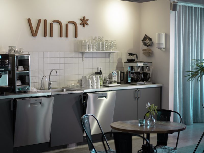 One of the most important and popular places of the Vinn office
